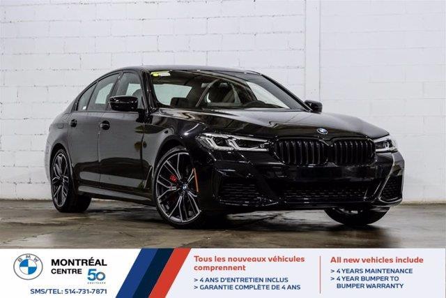 BMW Série 5 2022 xDrive, Premium Am?lior?, M Sp