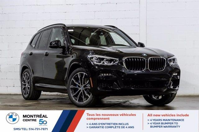 BMW X3 2021 xDrive30e, Groupe Ultime, M Sp