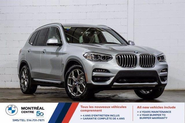 2021 BMW X3 xDrive30e, Hybride, Premium, C