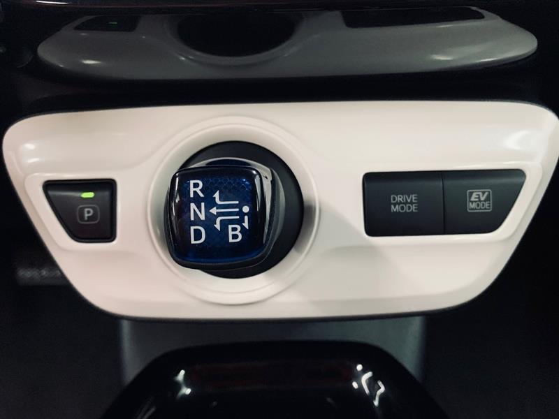 toyota Prius 2017 - 19