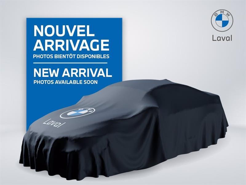 BMW Série 5 2018 530i xDrive, Groupe M Sport, 2