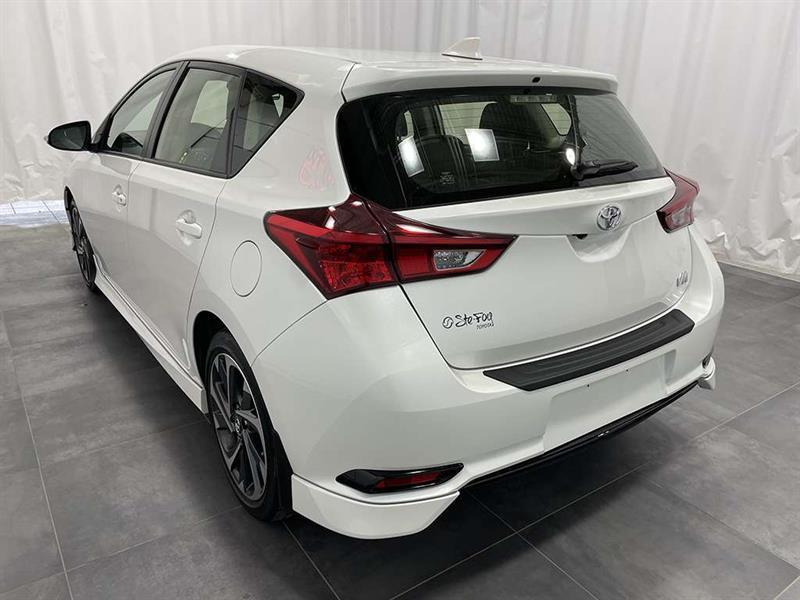 toyota Corolla iM 2017 - 4