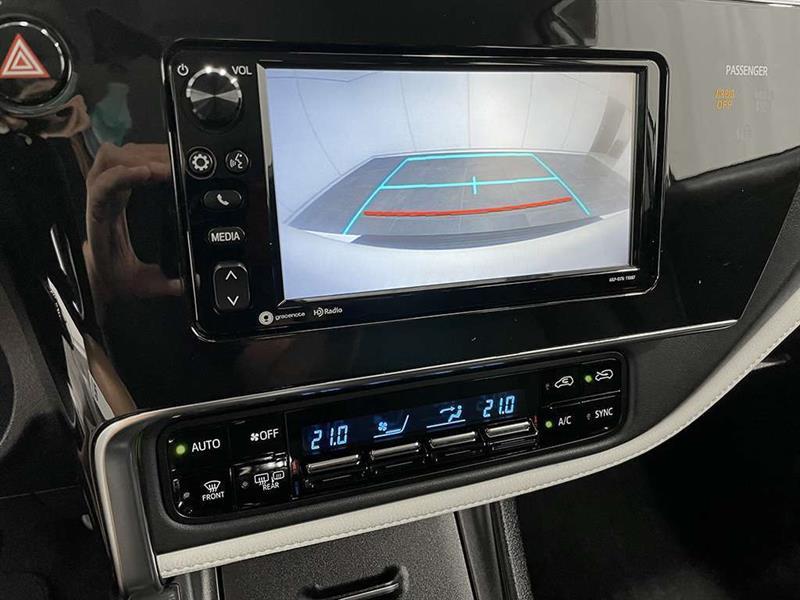 toyota Corolla iM 2017 - 21