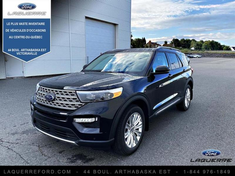 Ford Explorer 2021 4 roues motrices - Limited