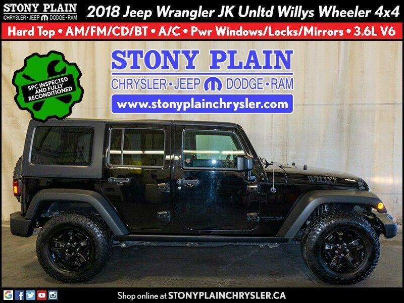 Jeep Wrangler JK Unlimited 1
