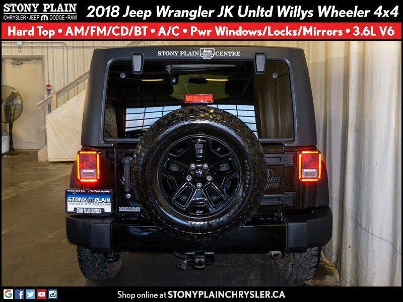 Jeep Wrangler JK Unlimited 4