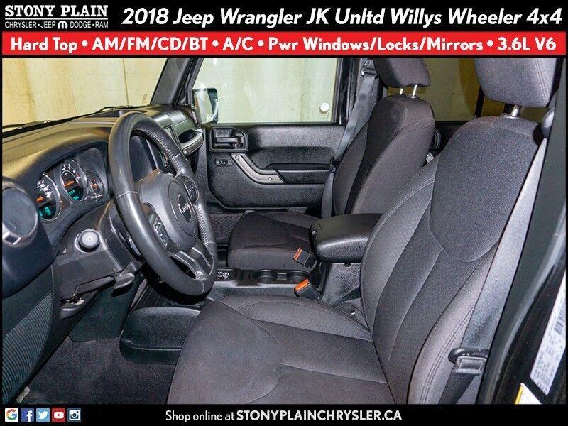 Jeep Wrangler JK Unlimited 10