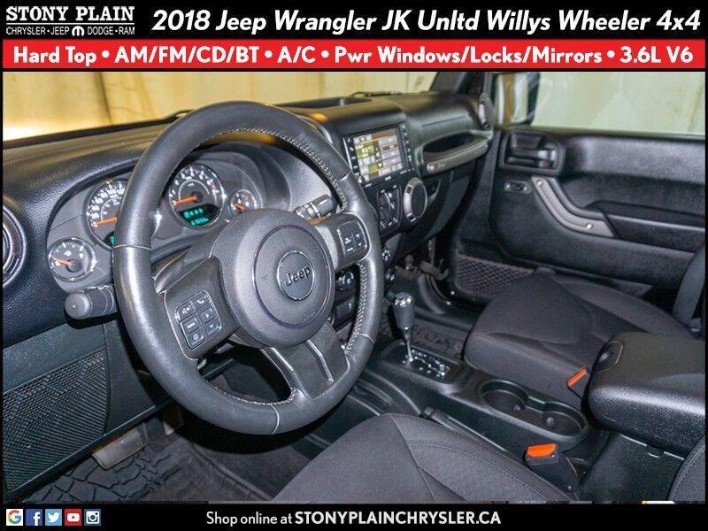 Jeep Wrangler JK Unlimited 11