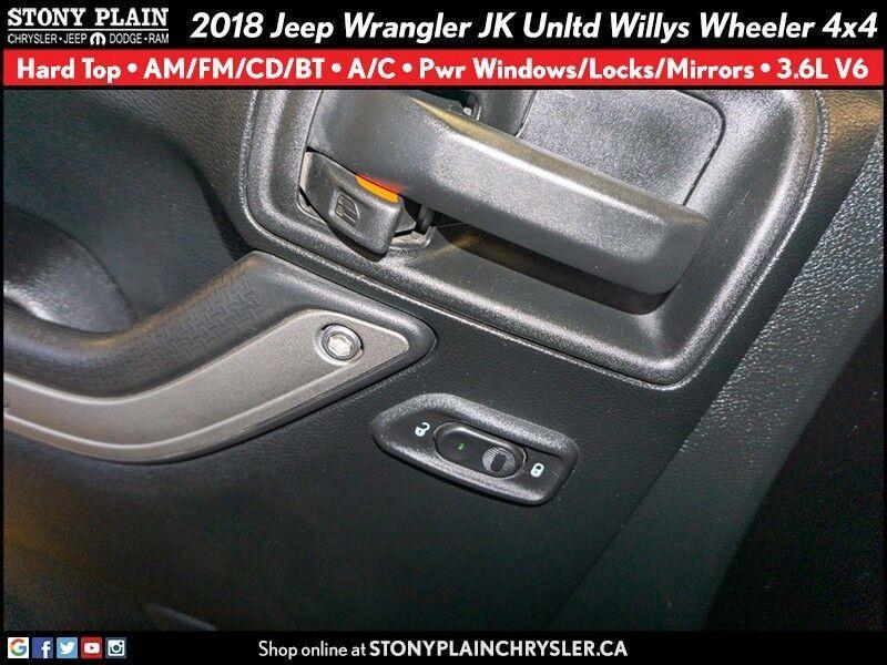 Jeep Wrangler JK Unlimited 18