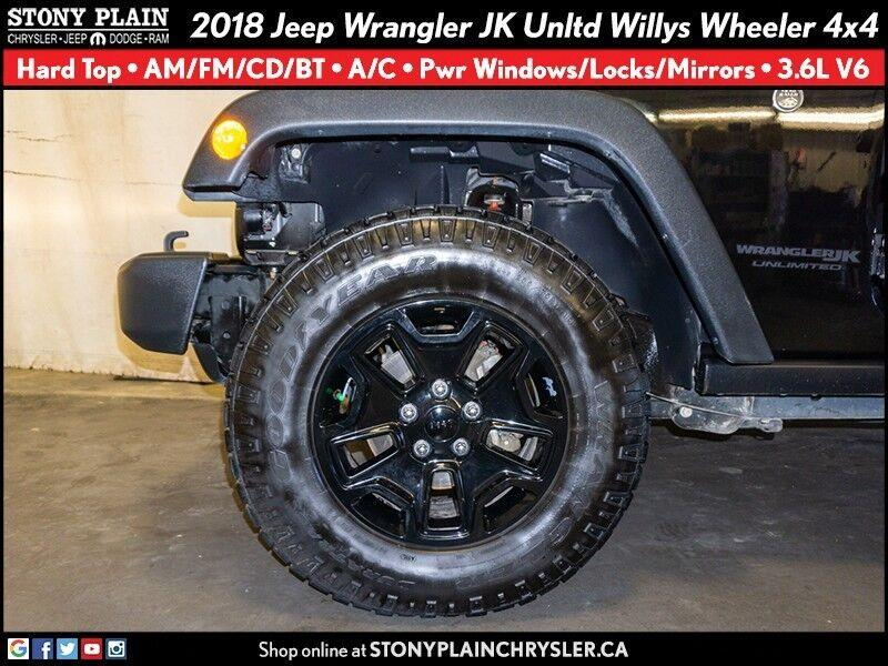 Jeep Wrangler JK Unlimited 23