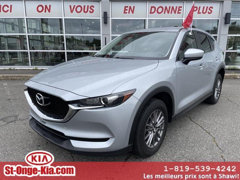 Mazda CX-5 2018 GS TA BA