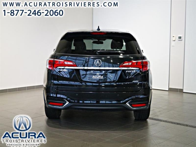 Acura RDX 5
