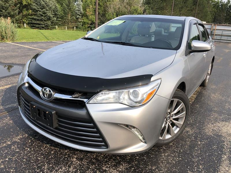 toyota CAMRY XLE 2WD 2016 - 1
