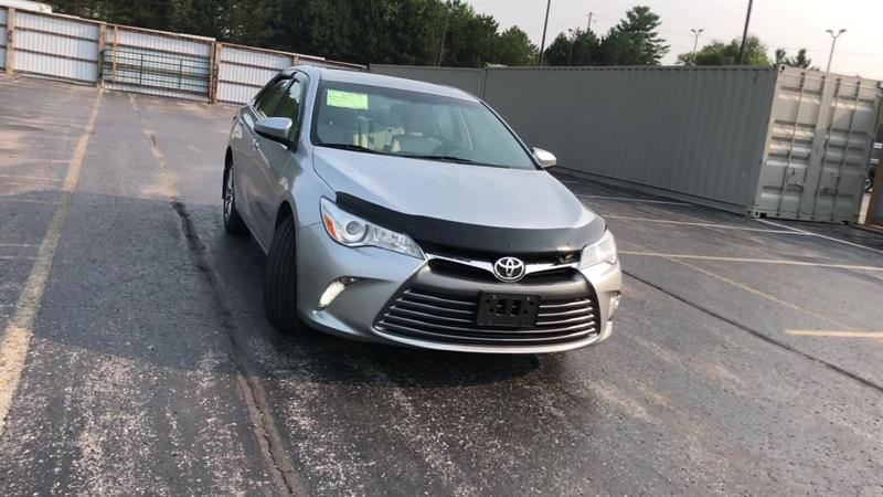 toyota CAMRY XLE 2WD 2016 - 3