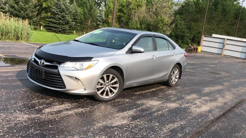toyota CAMRY XLE 2WD 2016 - 4