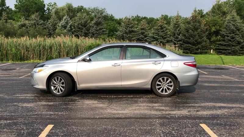 toyota CAMRY XLE 2WD 2016 - 5