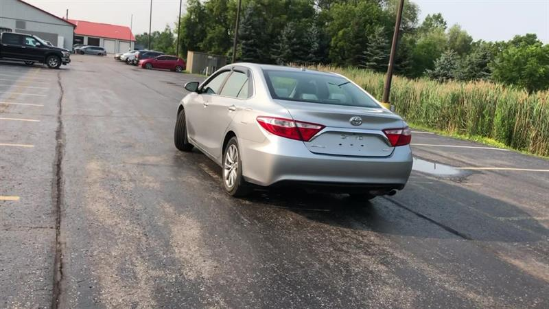 toyota CAMRY XLE 2WD 2016 - 7