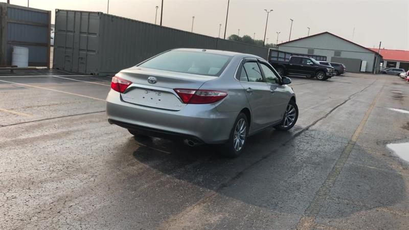 toyota CAMRY XLE 2WD 2016 - 8