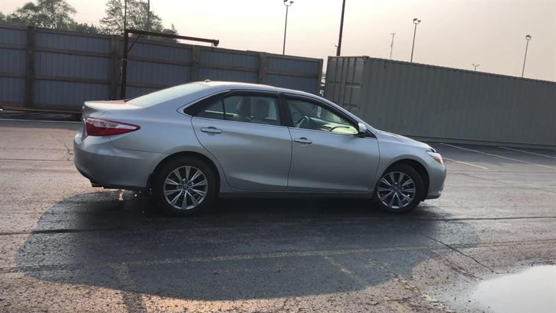 toyota CAMRY XLE 2WD 2016 - 9
