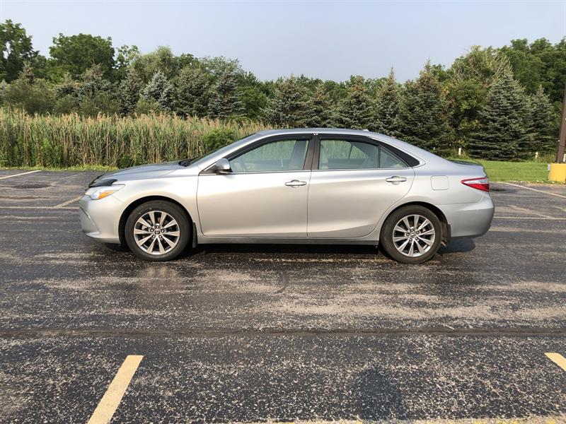 toyota CAMRY XLE 2WD 2016 - 10
