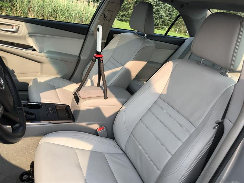 toyota CAMRY XLE 2WD 2016 - 14