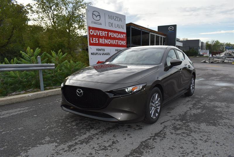 2021 Mazda 3 Sport