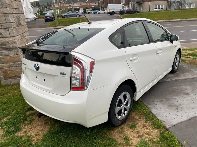 toyota Prius 2013 - 3
