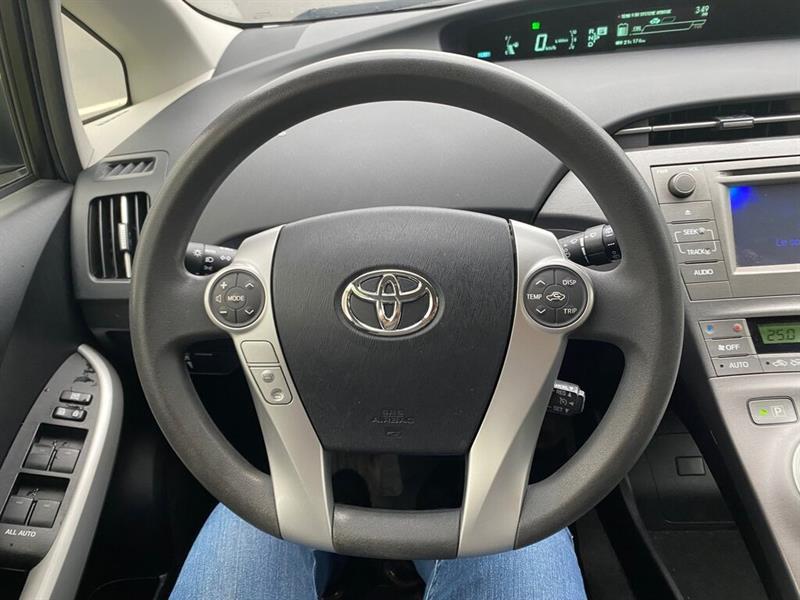 toyota Prius 2013 - 8