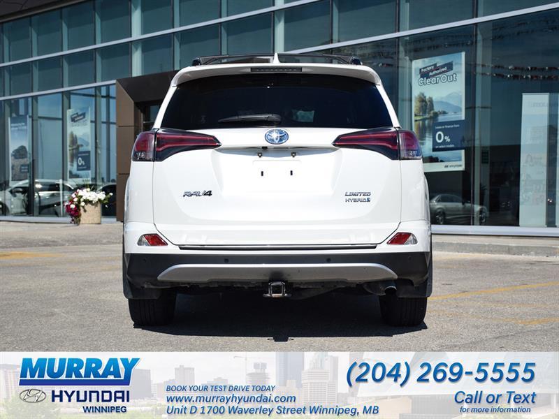 toyota RAV4 hybride 2018 - 6