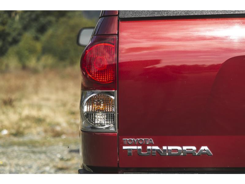toyota Tundra 2007 - 14