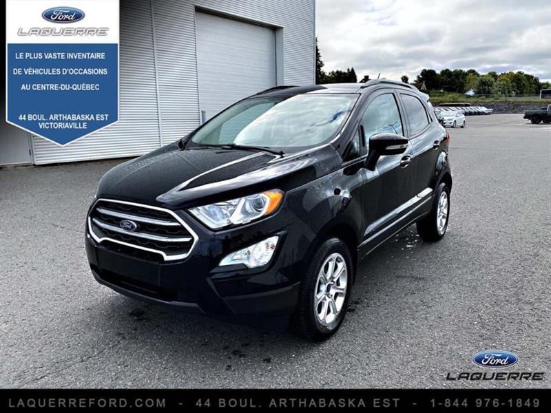 Ford EcoSport 2020 SE 4RM