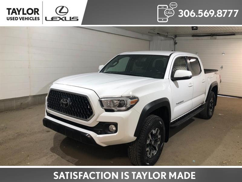 toyota Tacoma 2018 - 1