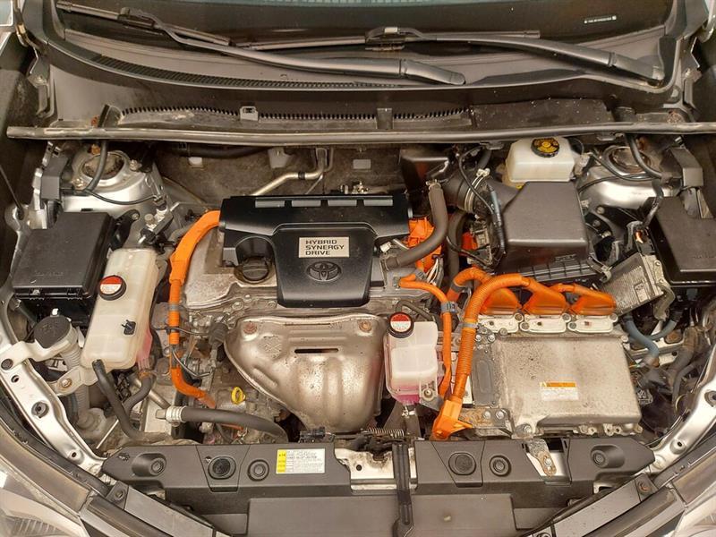 toyota RAV4 hybride 2016 - 7