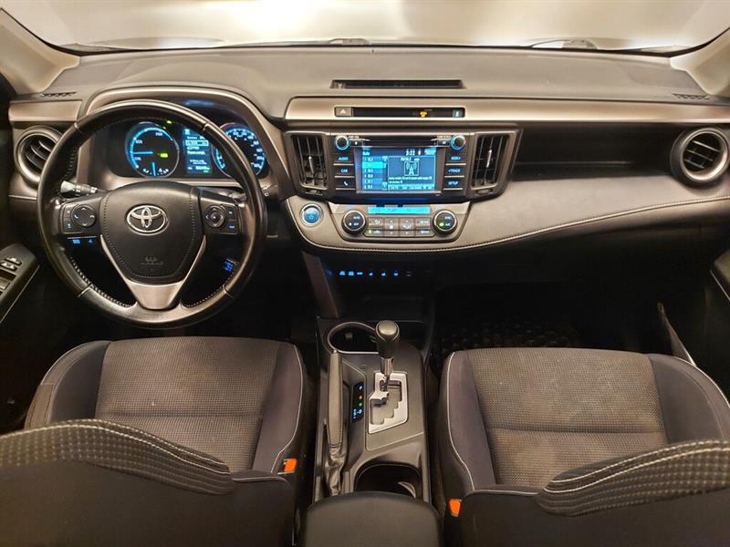 toyota RAV4 hybride 2016 - 21