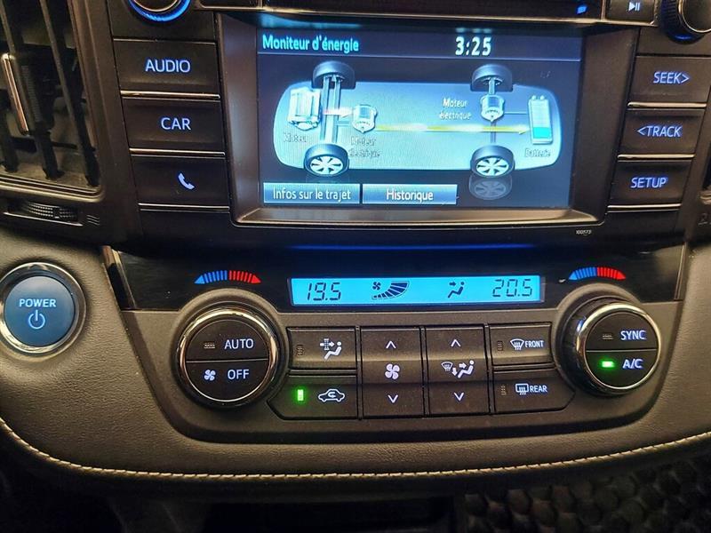 toyota RAV4 hybride 2016 - 25