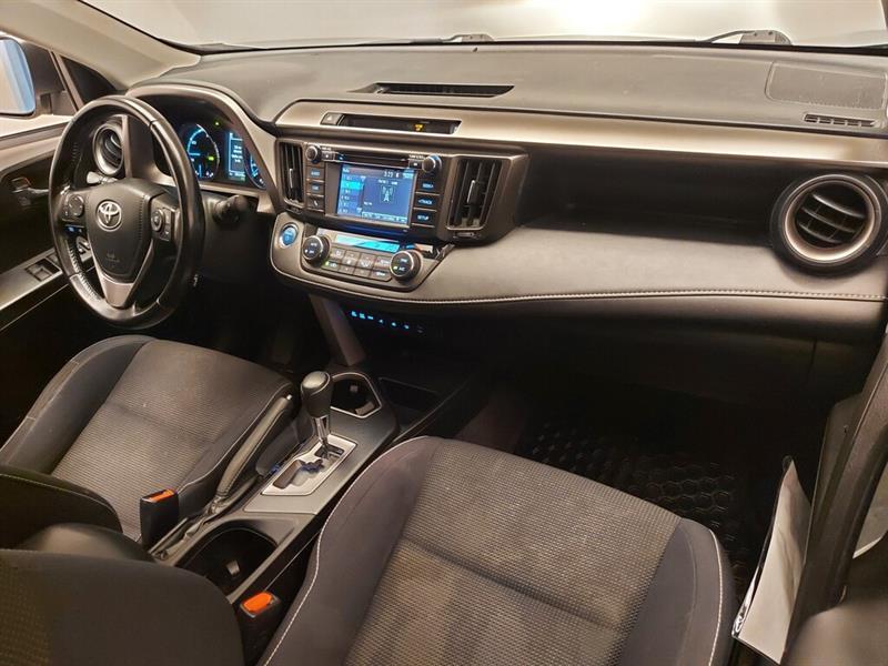toyota RAV4 hybride 2016 - 28