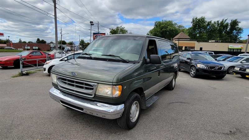 2002 Ford Club Wagon