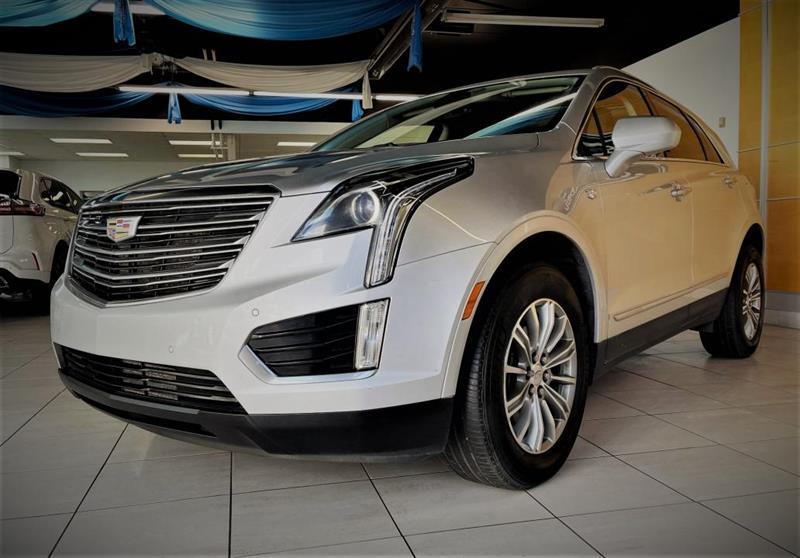 Cadillac XT5 3