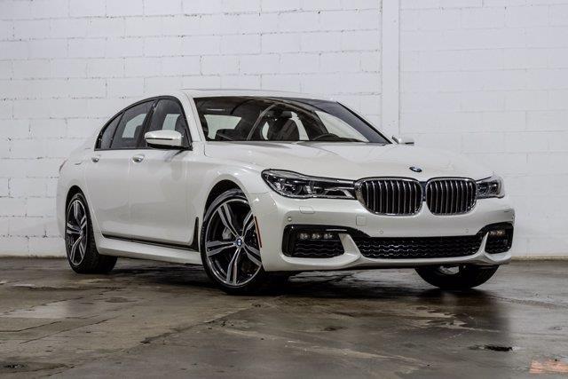2017 BMW 7 Series 750i xDrive, Groupe Ex?cutif,