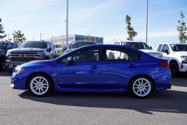 Subaru WRX 9