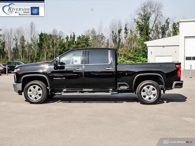 Chevrolet Silverado 2500 3