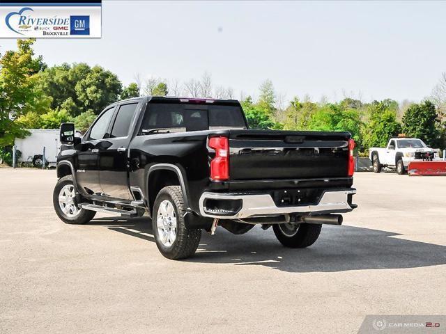 Chevrolet Silverado 2500 4