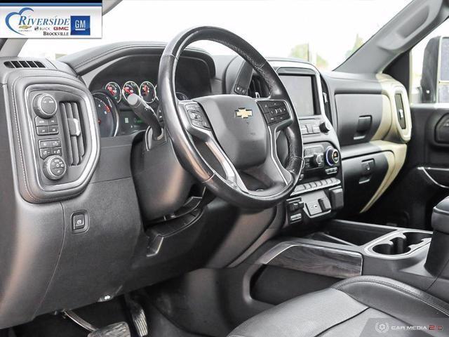 Chevrolet Silverado 2500 13