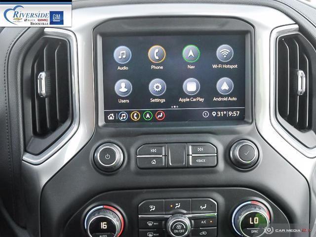 Chevrolet Silverado 2500 21