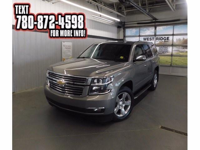 Chevrolet Tahoe 1