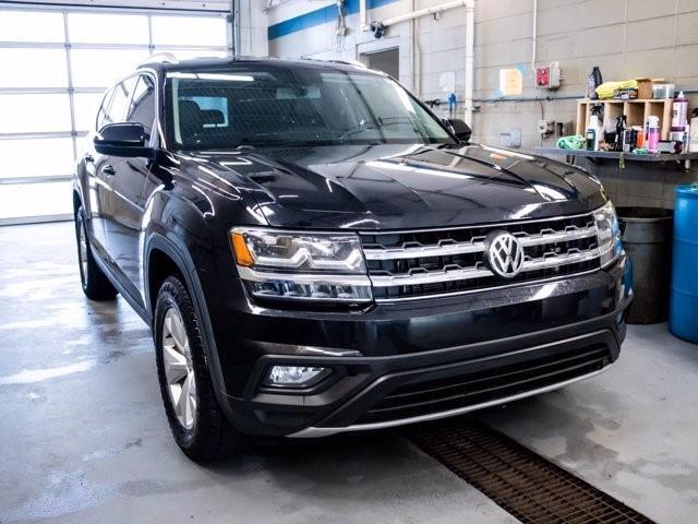 Volkswagen Atlas 7