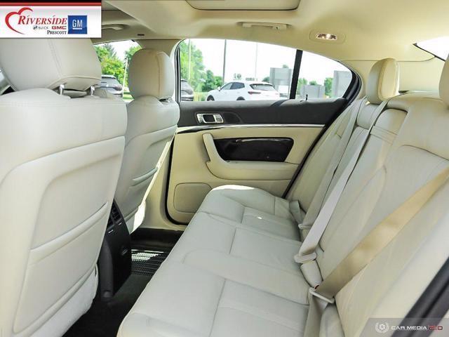 Lincoln MKS 24
