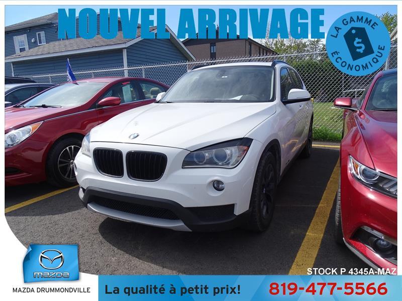 BMW X1 2013 |XDRIVE28i|TOITPANO|CUIR|MAG17