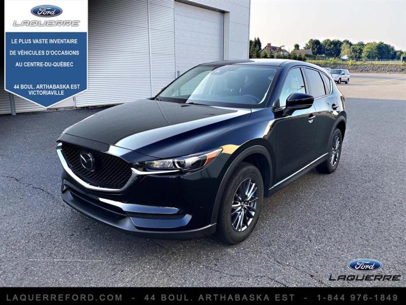 Mazda CX-5 2020 GS TI BA