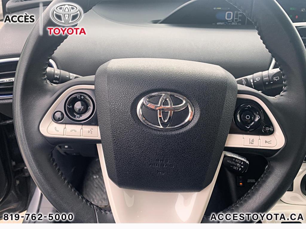 toyota Prius 2017 - 12